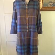 Burberry Brit Collection Check Shirtdress Photo