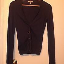 Burberry Brit Merino Cardigan Sweater Xs New Other Photo