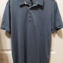 Burberry Brit Modern Fit Slub Cotton Polo (L) 150 Photo