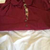 Burberry Brit Polo Shirt Photo