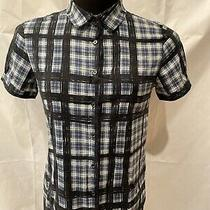 Burberry Brit Women's Short-Sleeved Slim Fit  Shirt Size Xl Photo
