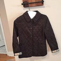 Burberry Brown Coat Photo