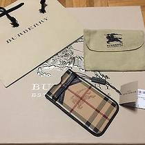 Burberry Check Wallet Iphone Photo