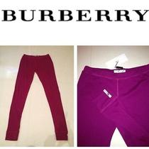 Burberry Children Fuscia Leggings Photo