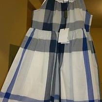 Burberry Children Girls Elly Dress 4y Photo