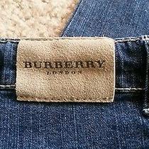 Burberry Children Jeans Photo