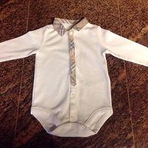 Burberry Children Windsy Undershirt 6 Months Photo