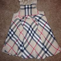 Burberry Childrens Toddler Girl Jumper Size 2 Photo