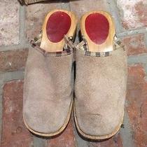 Burberry Clogs Size 7 Photo