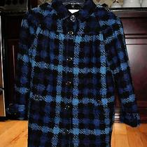 Burberry Coat Kids Children Girls Photo
