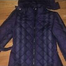 Burberry Coat Xs / Small Youth Size 14 Photo