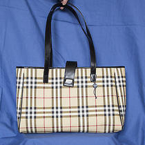 Burberry Diaper/baby Bag Photo