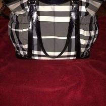 Burberry Diaper Bag Photo