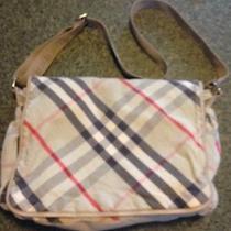 Burberry Diaper Bag Photo