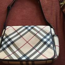 Burberry Diaper / Messenger  Bag Photo
