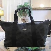 Burberry Fragrances Women Weekender Travel Shopping Bag Tote Purse Handbag  Photo