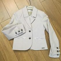 Burberry Girls Luxury Blazer Size 8y/128cm Photo