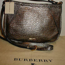 Burberry Grainy Metal Purse Photo