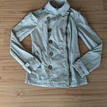 Burberry Grey Jacket Size Xs Photo