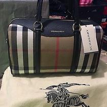 Burberry Handbag Original Photo
