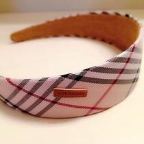 Burberry Headband Photo