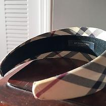 Burberry Headband Photo