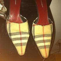 Burberry Heels Photo