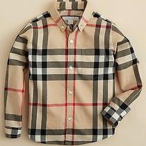Burberry Infant Check Shirt Photo