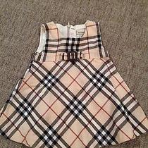 Burberry Infant Dress 0-3m Photo