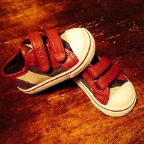 Burberry Infant Sneakers Unisex Photo
