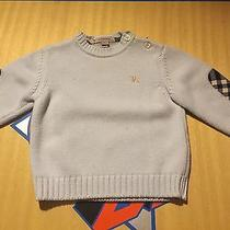 Burberry Infant Sweater Size 12months Photo
