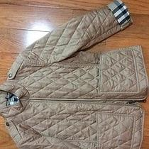 Burberry Jacket in Medium Beige Photo