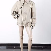 Burberry Jacket Khaki Beige Photo
