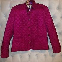 Burberry Jacket Size Large Photo
