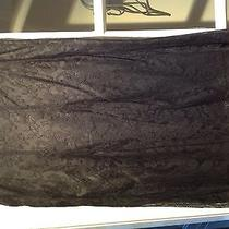 Burberry Lace Skirt 12 Photo
