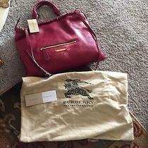 Burberry Large Handbag Photo