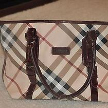 Burberry Large Tote Bag Photo