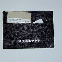 Burberry Leather Card Wallet Photo