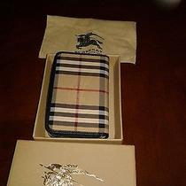 Burberry Leather Mens Wallet Brand New & Unused Photo