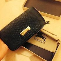 Burberry Leather Wallet Photo