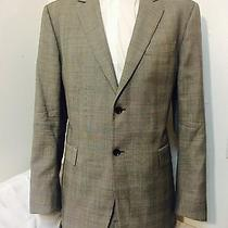 Burberry London 2 Button Modern Slim Fit Made in Italy Photo