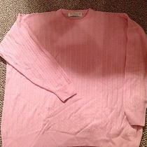 Burberry London Cable Knit Sweater Size 44 Photo