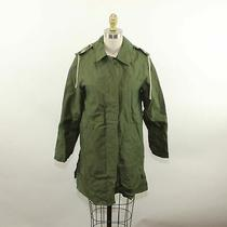 Burberry London Men's Green Hooded Spring Jacket Size Xs Photo