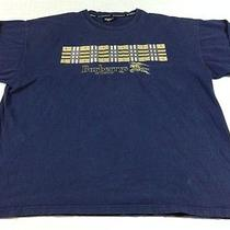 Burberry London Mens 3xl Long Sleeve T-Shirt Nova Check Unique Rare Photo