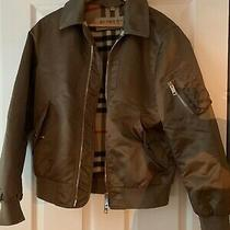 Burberry London Mens Cashmere Coat (S)high Quality Made Lightly Worn Thom Photo