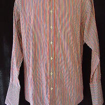Burberry London Mens Premium Luxury Dress Shirt   Photo