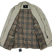 Burberry London Vintage Trench Coat Jacket Size 52 Mens Unisex Photo