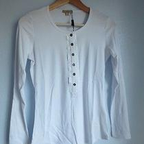 Burberry Medium Shirt in White Photo
