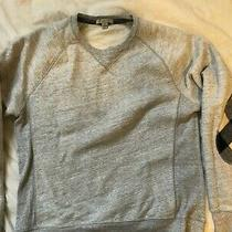 Burberry Men Crew Neck Raglan Sweater Sweat Shirt Size Small. in Great Condition Photo