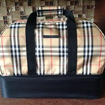 Burberry Men or Women's Golf / Overnight Bag Photo
